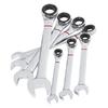 Kobalt 7-Piece Ratchet Wrench Set