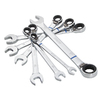 Kobalt 7-Piece Standard Ratchet Wrench Set