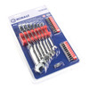 Kobalt 29-Piece Standard Polished Chrome Standard (SAE) Wrench Set