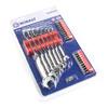 Kobalt 29-Piece Standard Polished Chrome Standard (SAE) Wrench Set