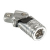 Kobalt 1/4-in to 1/4-in U-Joint Socket Adapter