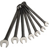 Kobalt 7-Piece Standard Matte Metric Wrench Set