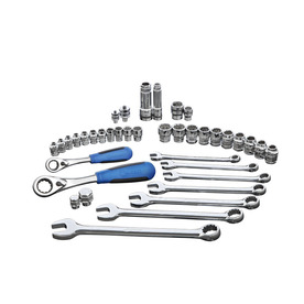 Kobalt 38-Piece 1/4-in and 3/8-in Drive Xtreme Access Socket Set