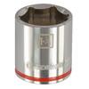 Kobalt 1/2-in Drive 1-3/16-in Shallow 6-Point Standard (SAE) Socket