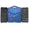 Kobalt 200-Piece Standard (SAE) and Metric Mechanic's Tool Set with Hard Case