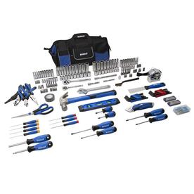 Kobalt Household Tool Set with Soft Case