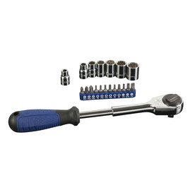 Kobalt Standard (SAE) Mechanic's Tool Set (20-Piece)
