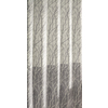allen + roth Polyester Gray Patterned Shower Curtain