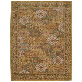 Nourison India House Rectangular Tufted Area Rug