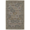 Nourison 3-ft 6-in x 5-ft 6-in India House Multicolor Area Rug