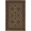 Nourison 3-ft 6-in x 5-ft 6-in Gold India House Area Rug