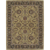 Nourison 8-ft x 10-ft 6-in Gold India House Area Rug