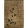 Nourison 3-ft 6-in x 5-ft 6-in Sunset Gold Area Rug