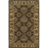Nourison 5-ft x 8-ft Green India House Area Rug