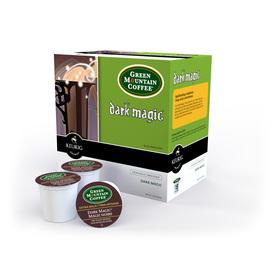 Keurig 18-Pack Green Mountain Coffee Dark Magic Extra Bold Single-Serve Coffee