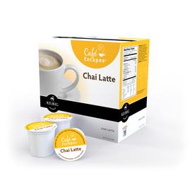 Keurig 16-Pack Café Escapes Single-Serve Chai Latte