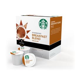Keurig 16-Pack Starbucks Breakfast Blend Single-Serve Coffee