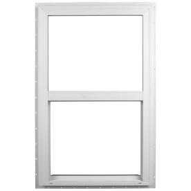 Ply Gem Windows 32-in x 38-in 2600 SH Series Vinyl Double Pane Single Hung Window