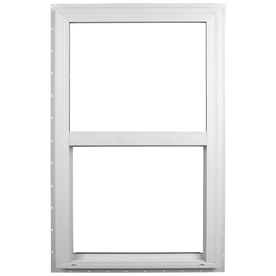Ply Gem Windows 24-in x 38-in 2600 Series Vinyl Double Pane Single Hung Window