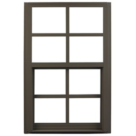 Ply Gem 37-in x 60-in 1600 Series Double Pane Single Hung Window
