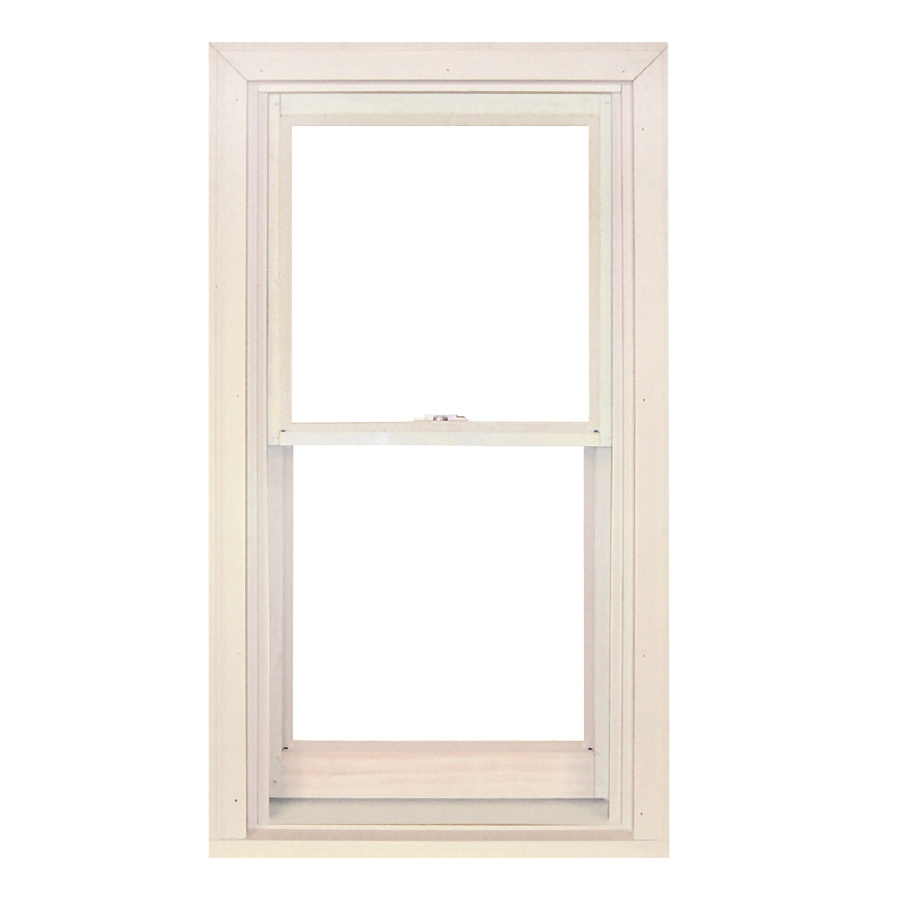 Shop ply gem windows 26 5 in x 4100 dh series for Lowes windows