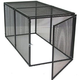 Options Plus 6-ft x 3-ft x 3-ft Outdoor Dog Kennel Box Kit