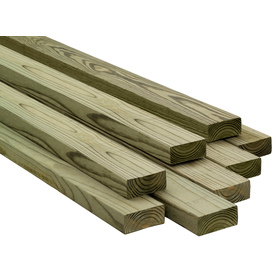 Top Choice 2 x 4 x 8 #2 Prime Pressure Treated Lumber