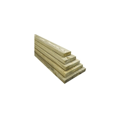 Treated 2 X 6 Lumber Costs