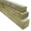 Severe Weather #2 Pressure Treated Lumber (Common: 4 x 6 x 8; Actual: 3-1/2-in x 5-1/2-in x 96-in)