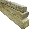 #2 Pressure Treated Lumber (Common: 6 x 6 x 16; Actual: 5-1/2-in x 5-1/2-in x 16-ft)