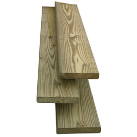 Top Choice 5/4 x 6 x 10 Premium Treated Decking