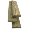 Top Choice Premium Alkaline Copper Quat Treated Decking (Common: 5/4-in x 6-in x 12-ft; Actual: 1.25-in x 6-in x 144-in)