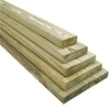 Top Choice Appearance Grade Pressure Treated Lumber (Common: 1 x 6 x 8; Actual: 3/4-in x 5-1/2-in x 96-in)