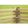 Top Choice Pressure Treated Wood Deck Baluster