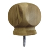 Severe Weather 4-in x 4-in Treated Post Cap