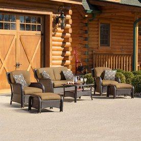 Home Outdoors Patio Furniture Patio Furniture Sets Patio Conversation ...