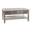 Boston Loft Furnishings Dahlia Weathered Fir Rectangular Coffee Table