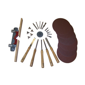Shopsmith 28-Piece Woodworking Starter Package 556192