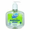 Dial 8-Count 16-oz Fragrance-Free Hand Sanitizer Gel