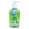Dial 12-Count 7.5-oz Fragrance-Free Hand Sanitizer Gel