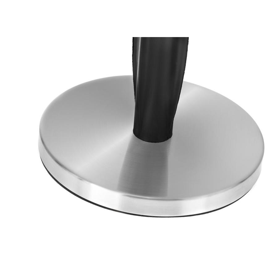 Alpine Industries Silver Crown Stainless Steel Counter Top Paper Towel Holder