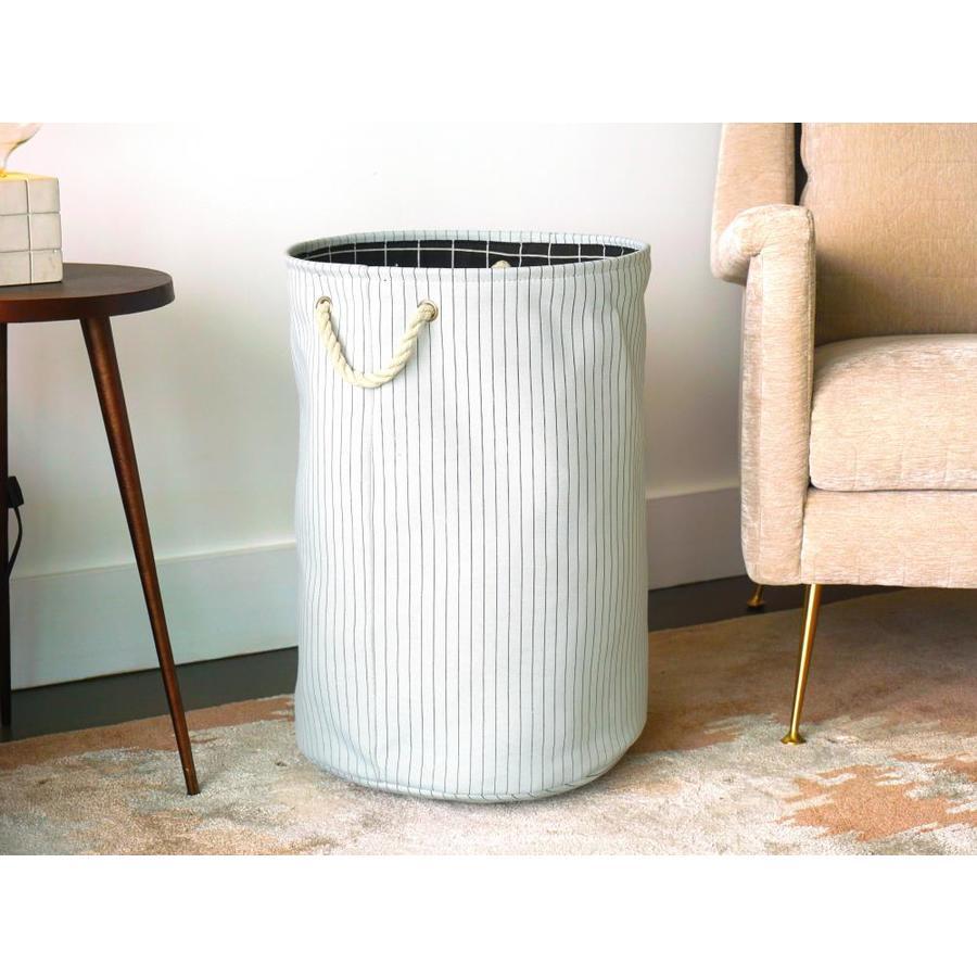 Crema M Home Laundry Hamper Pongotodo 44x31x58 cm