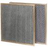 Flanders 6-Pack 24-in x 24-in x 1-in Fiberglass Ready-to-Use Industrial HVAC Filter