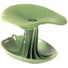 Garden Brand Green Plastic Garden Seat