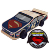 Build and Grow Kid's Beginner Jimmie Johnson Superman Build and Grow Kit Project Kit