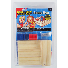 Build and Grow Kid&#039;s Beginner Build and Grow Game Box Project Kit