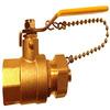 Water Heater Smart Brass In-Line Valve