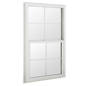 BetterBilt 32-in x 60-in 3040TX Series Aluminum Double Pane New Construction Single Hung Window