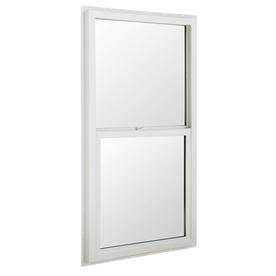 BetterBilt 36-in x 36-in 3040TX Series Aluminum Double Pane New Construction Single Hung Window