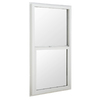 BetterBilt 36-in x 36-in 3040TX Series Aluminum Double Pane New Construction Single Hung Window